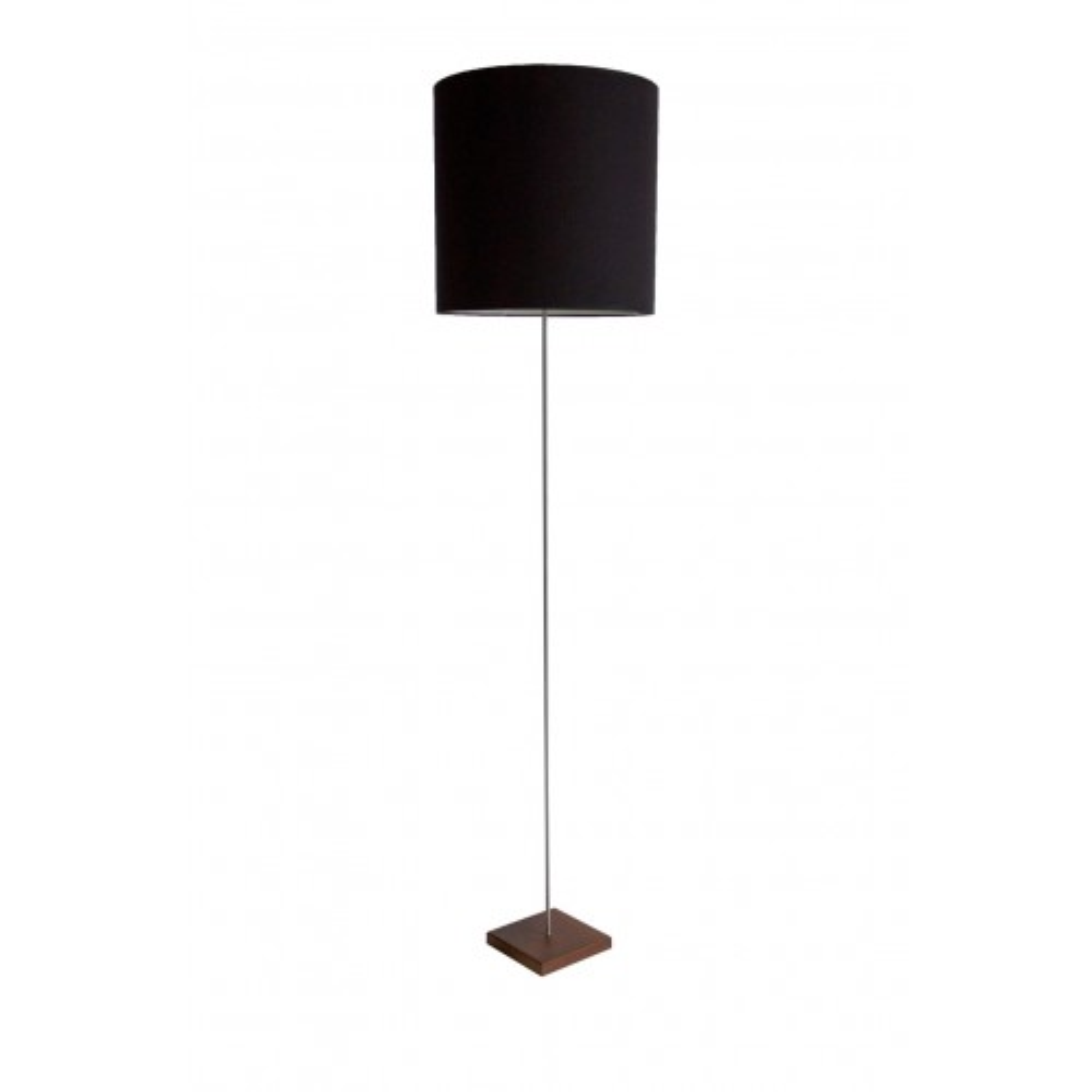 TESSUTO - Black Shade Floor Lamp