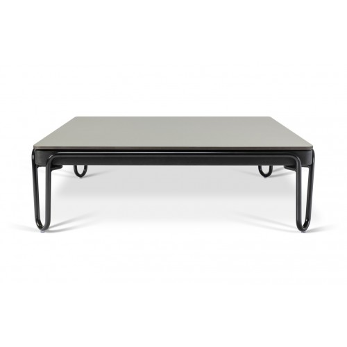 SOUL SQUARE COFFEE TABLE WITH HI-PRESSURE LAMINATED TOP