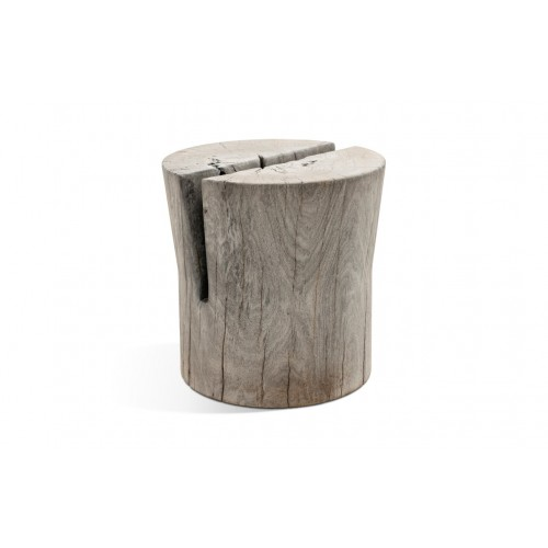 FENDA ZEBRANO STOOL