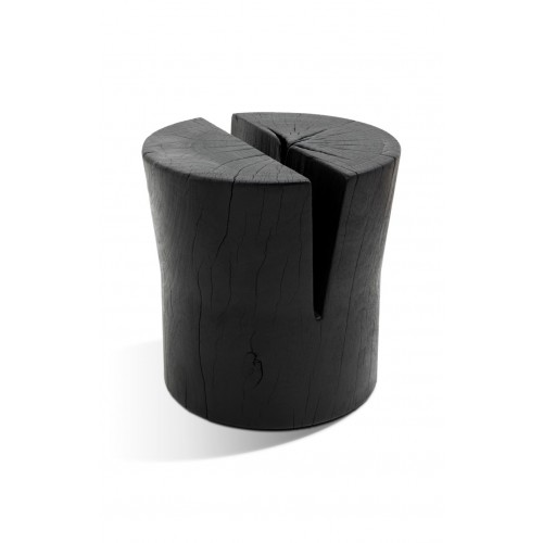 FENDA BLACK STOOL