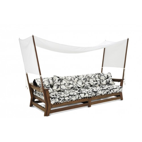 AYTY 4-SEATER SOFA W/CANOPY