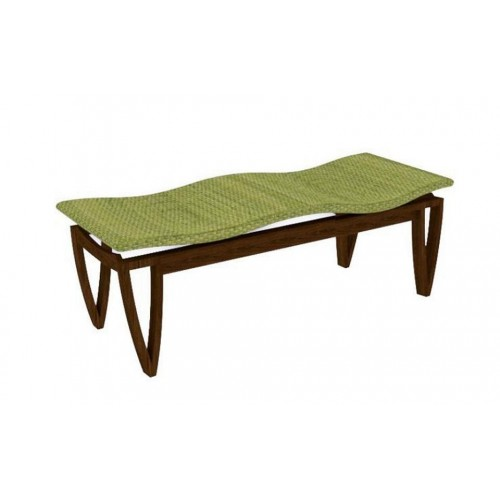 NORONHA 2-SEATER BENCH