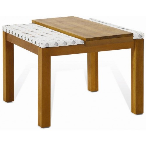STRAUSS - SQUARE END TABLE
