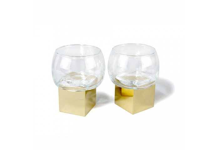 GRAVITY - Set 2 Whiskey Tumblers