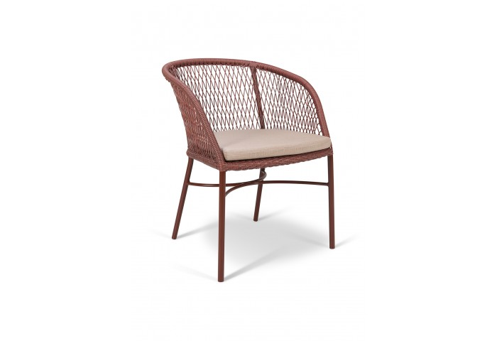 LAZIO ARM DINING CHAIR