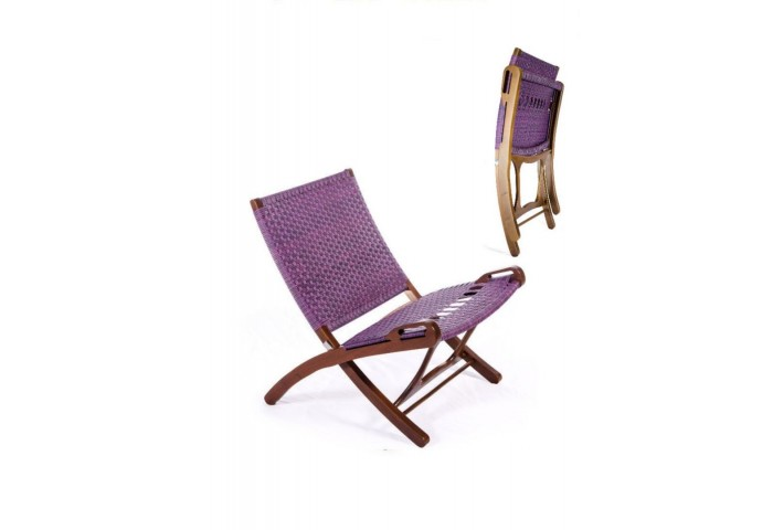 GENOVA OUTDOOR FOLDING CHAIR