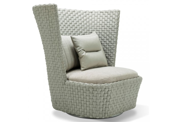 CAPADOCIA HI-BACK SWIVEL WING CHAIR