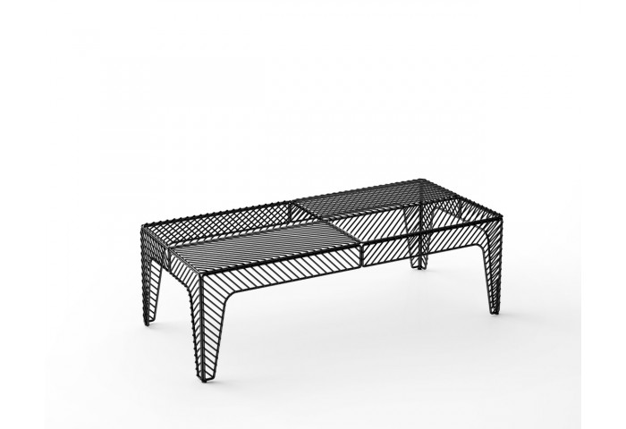 TALIPOT SMALL RECTANGULAR SIDE/COFFEE TABLE