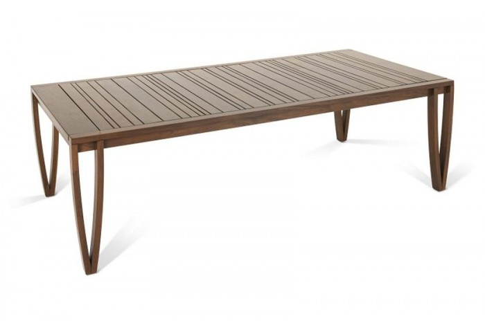 NORONHA LARGE RECTANGULAR DINING TABLE
