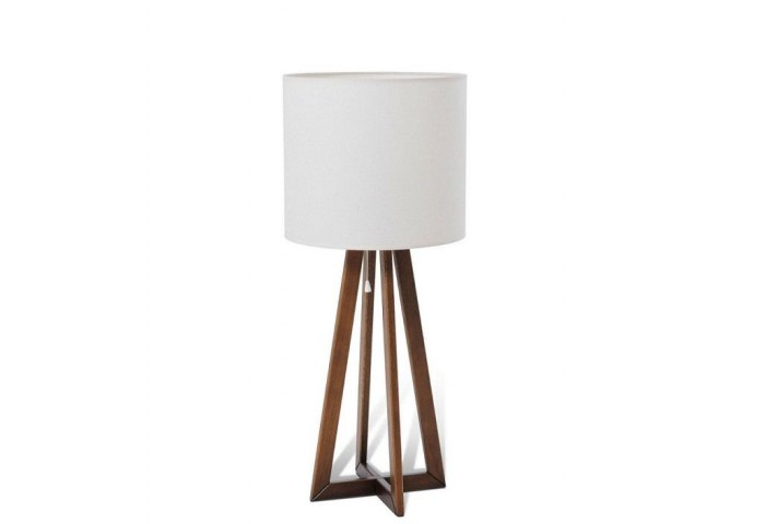 EIFFEL CYLINDRICAL SHADE TABLE LAMP