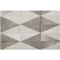 DIAMOND MONACO COWHIDE RUG