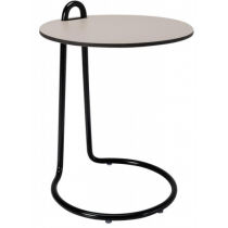 SOUL END TABLE WITH HI-PRESSURE LAMINATED TOP