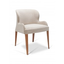 BARDOT ARM DINING CHAIR