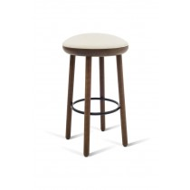 CARPE DIEM ROUND BAR STOOL