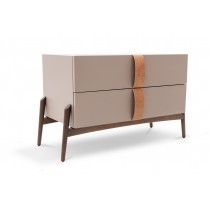 ALMA LARGE NIGHTSTAND MATTE LACQUER
