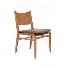 CANAVIAL - SIDE DINING CHAIR - JEQUITIBA WOOD