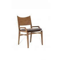 CANAVIAL - ARM DINING CHAIR - JEQUITIBA WOOD