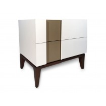 MEZZO LEFT OR RIGHT SMALL NIGHTSTAND