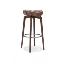 ANAUE - Leather Barstools