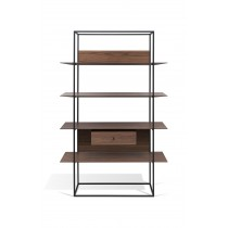 ARESTA BOOKCASE W/ DRAWER