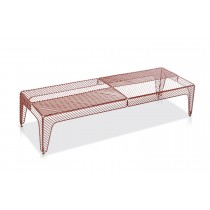 TALIPOT LARGE RECTANGULAR SIDE/COFFEE TABLE