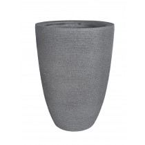 "PARMA 27.5"" LIGHT GRAY PLANTER"