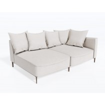 BENVENUTO SECTIONAL 2 SEATER