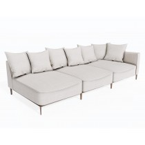 BENVENUTO SECTIONAL 3 SEATER