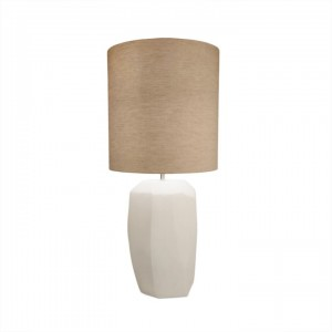CUBISTIC OPAL WHITE SMALL TABLE LAMP