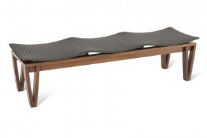 NORONHA 3-SEATER BENCH