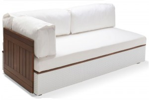 PIER 14 LEFT OR RIGHT ARM 2-SEATER SOFA MODULE