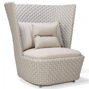 CAPADOCIA HI-BACK WING CHAIR