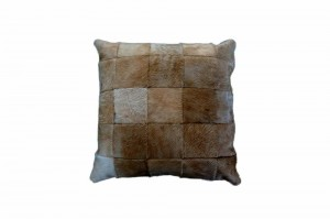 FUMACO COWHIDE PILLOW